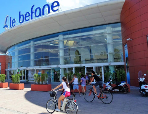 Le Befane Shopping Centre: il centro commerciale della Riviera!