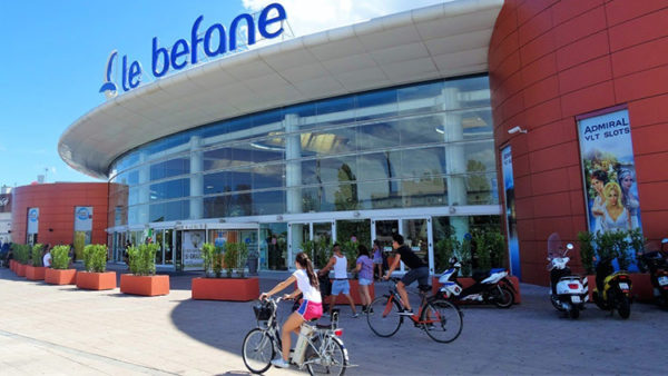 Le Befane Shopping Centre Centro Commerciale Riviera
