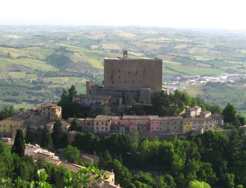 Gita in giornata nei dintorni di Riccione: la Rocca di Montefiore Conca