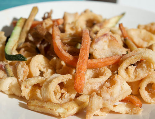 Il calamaro: le sue caratteristiche, dove si pesca e come si frigge al meglio