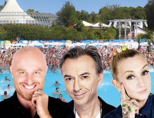 Radio Deejay a Riccione e all'Aquafan: una storia di musica e successi