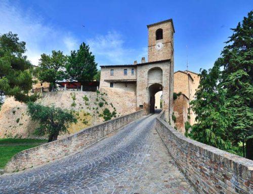 Gita in giornata a Montegridolfo, uno dei borghi più belli d'Italia